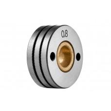 Подающий ролик 30х10х12 (U) 1.0/1.2 MIG 5000