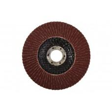 Круг лепестковый 115х22 Р40-Р150 (Луга)